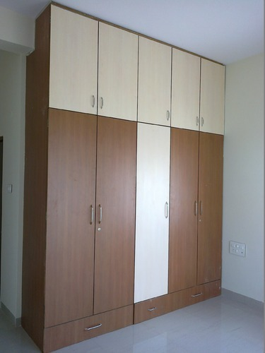 Bedroom Furniture Almirah wooden bedroom almirah | shreehari systems & services | wholesaler