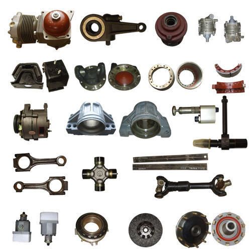 Tipper Truck Spare Parts at Best Price in India