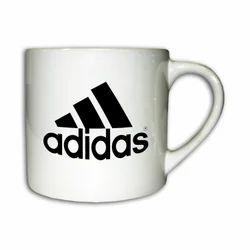 personalized sublimation white tea mug 6oz at rs 120 piece