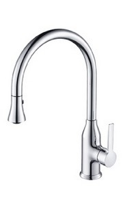 Single Hole Pull Out Kitchen Faucet Isenberg India Pune Id