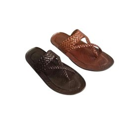 c2abe3c78960 Mens Leather Slippers at Rs 350  pair(s)