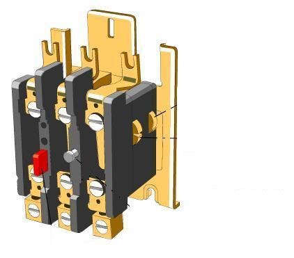 Bimetal Overload Relay View Specifications Details of Overload