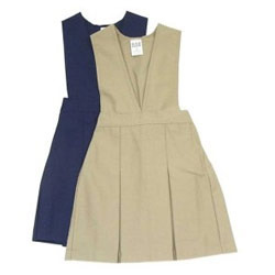 Image result for khaki school dress