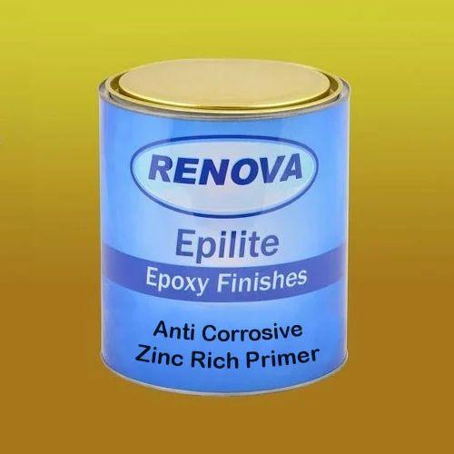 Epoxy Primers - Anti Corrosive Zinc Rich Primer Manufacturer