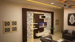 Drawing Room Interior Designing Services and Kitchen Interior