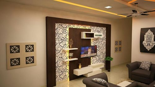 Drawing Room Interior Designing Services in Jeppu, Mangalore, Ansar ...