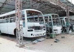 Bus Body Repair Service