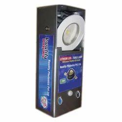 Kwality Photonics Warm White LED Rechargeable Emergency Light