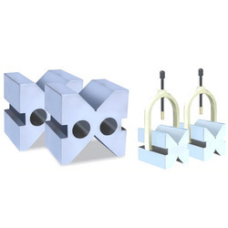 V Blocks with Clamp