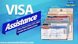 Visa Assistance - Tourist Visa For All Major Countries