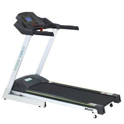 Fitness World Motorized Treadmill