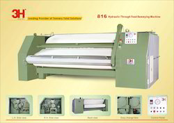 Hydraulic Through Feed Sammying Machine
