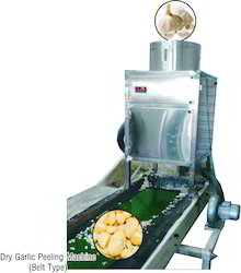 Automatic Garlic Skin Remover Machine