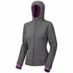 Women Hoodie Fleece Jacket | November Clothing | Manufacturer in ...