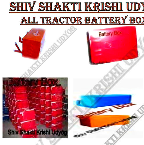 Tractor Battery Box - View Specifications & Details of