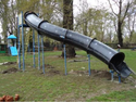Tube Slide Without Dome