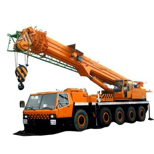 Rigante Telescopic Mobile Cranes : Smart lift chennai service provider of scissor and