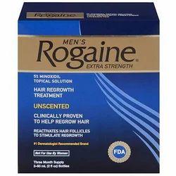 Regaine Lotion, Minoxidil Solution