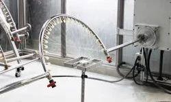 Ip Ingress Protection Testing Amp Led Panel Light Testing