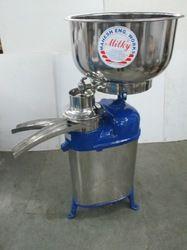 Milky Stainless Steel Cream Separator semi SS