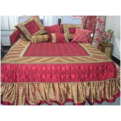 Marvelous Cotton Printed Bed Sheet