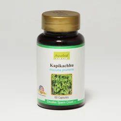Mucuna Pruriens Seed Capsules