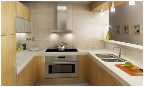 kitchens - single wall modular kitchens supplier from new delhi