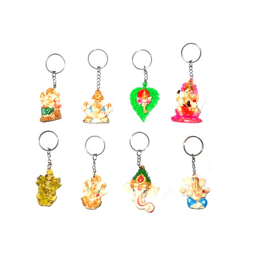 Ganesha Key Chain - View Specifications   Details of Ganesha ... 51ef6387d91e
