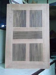 Decorative Flush Door. DD 002