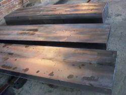DIN 1.2311 P20 Steel Flats