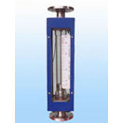 Glass Tube Body Rotameter