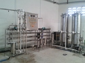 Automatic Mineral Water Plant, Purification Capacity: 500 L/hour