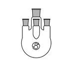 Round Bottom Four Neck Flask