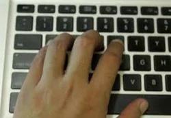 English Typing Work