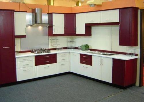Modular Kitchen Works & Kitchen Aluminium Profile Wholesale Trader ...