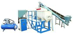 Cellular Light Weight Brick Making Machine