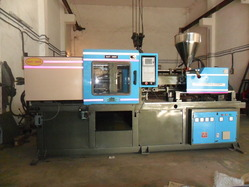 Microprocessor Controlled Injection Moulding Machine