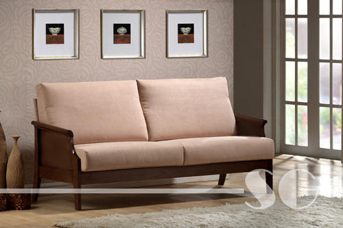Wooden Sofas लकड क स फ In Off