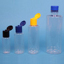 Transparent Pet Jli Bottle, Use For Storage: Oils