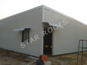 Corrugated Metal Roofing Shed