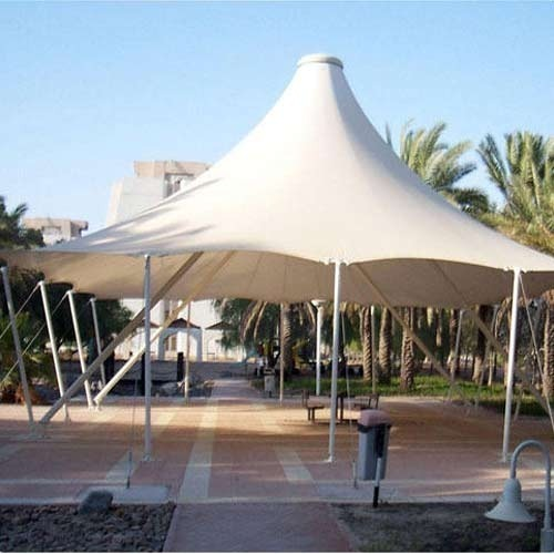 Tensile Membrane Structure At Rs 350 Square Feet S