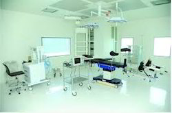 Hi-Tech Indoor Operation Theater Facility