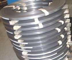 Exporter india spring steel strip