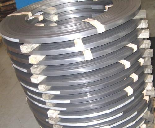 Spring steel strip Spring band steel 20.00mm x1.5mm X 450mm CS95  carbon steel.