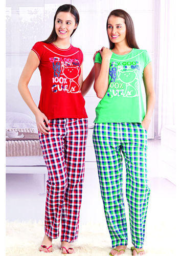 edbce042e4 Cotton Half Sleeves T Shirt Pyjama - SD Retail Private Limited ...