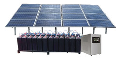 Off Grid Solar Plants