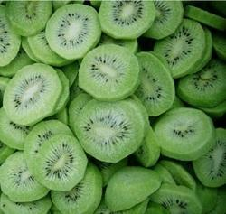 Frozen Kiwi Slices