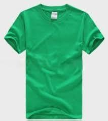 Green Coloured T Shirts