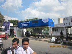 Bus Stand Banner