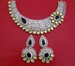 Bridal Heavy Necklace Set